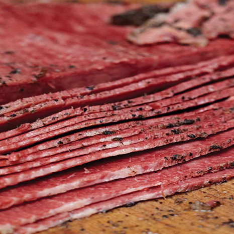 Atlantic Meats-slices of meat